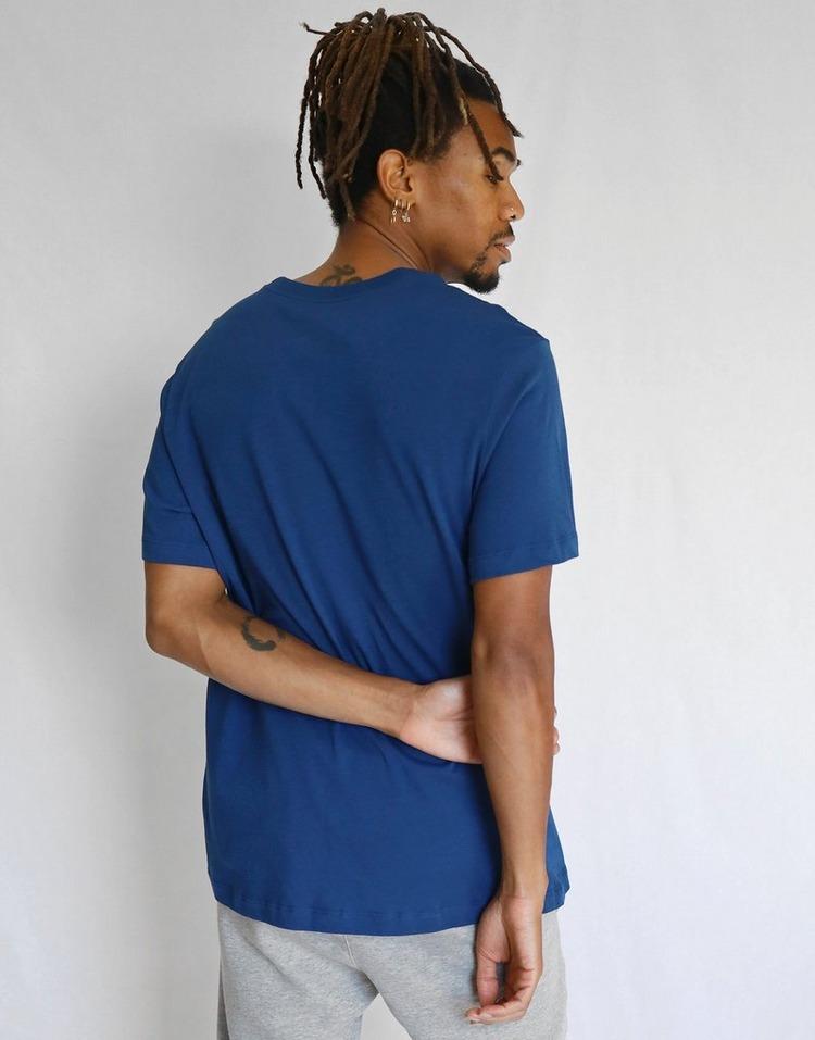 Acherter Bleu Nike T Shirt Heritage Homme   JD Sports