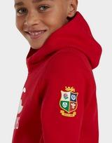 Canterbury British & Irish Lions 2021 Logo Hoodie Junior