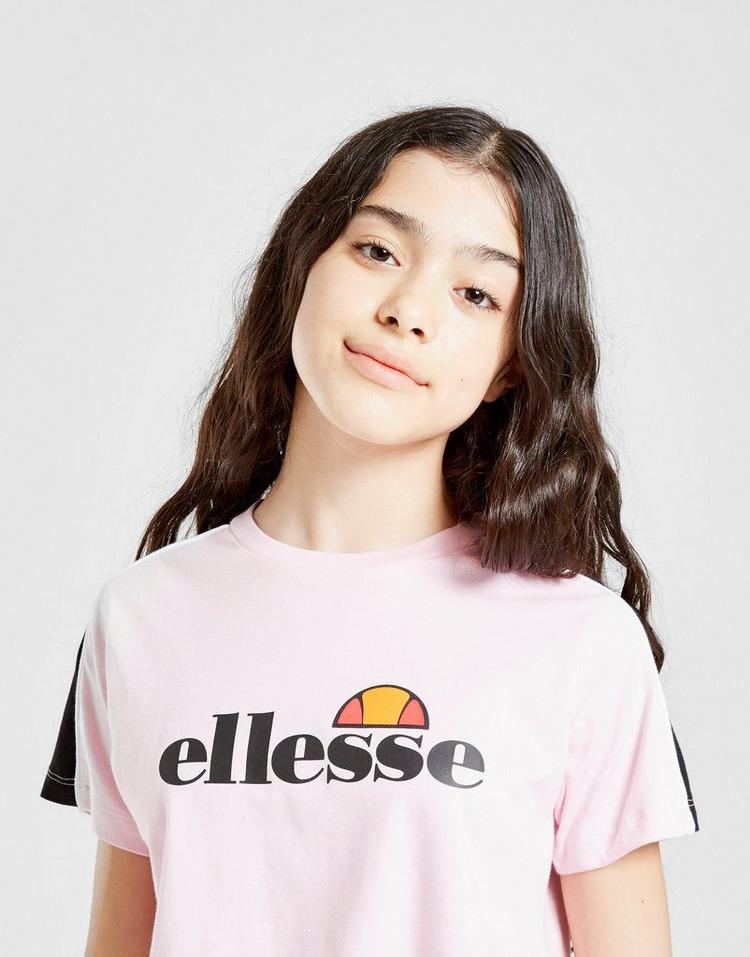 Ellesse Girls' Armonica Crop T-Shirt Junior