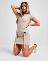 Sixth June Utility Short Sleeve Dress