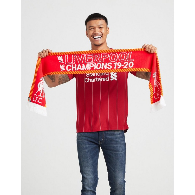 47 Brand Liverpool FC Champions Scarf