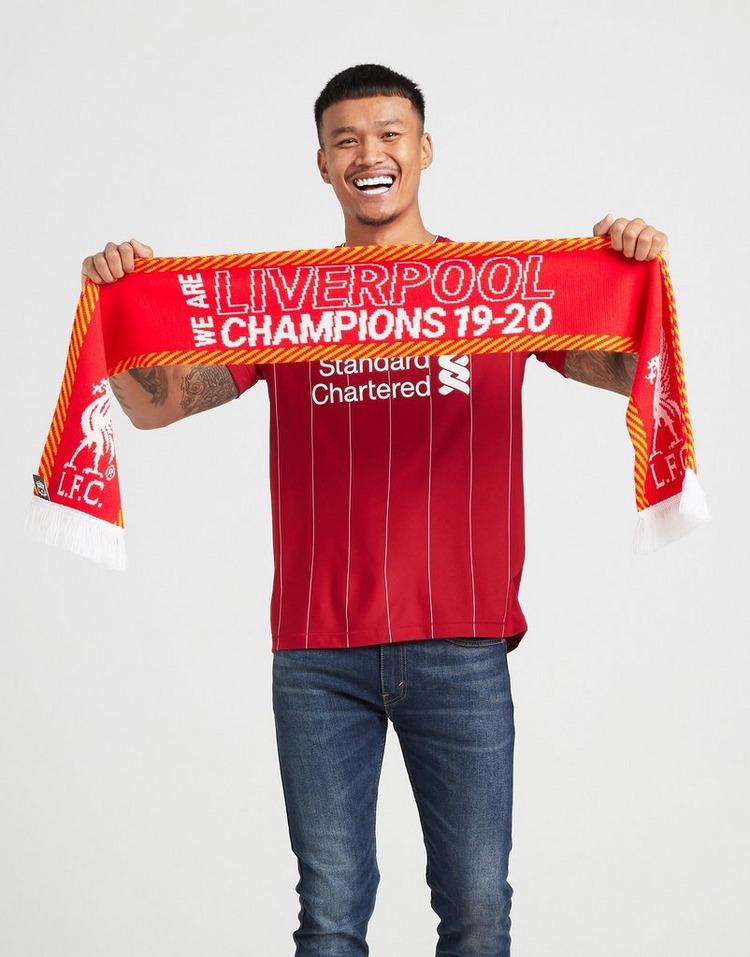 Red 47 Brand Liverpool FC Champions Scarf | JD Sports