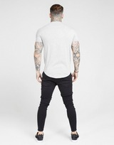SikSilk Jean Distressed Denim Homme