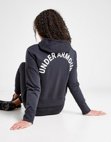 Under Armour Girls' Rival Full Zip Hoodie Junior