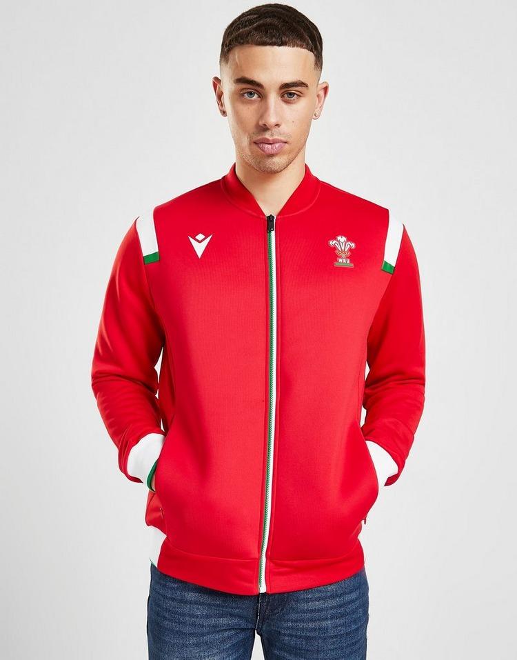 Macron Wales RU 2020/21 Home Anthem Jacket