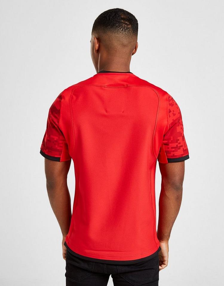 Macron Wales RU Training Shirt