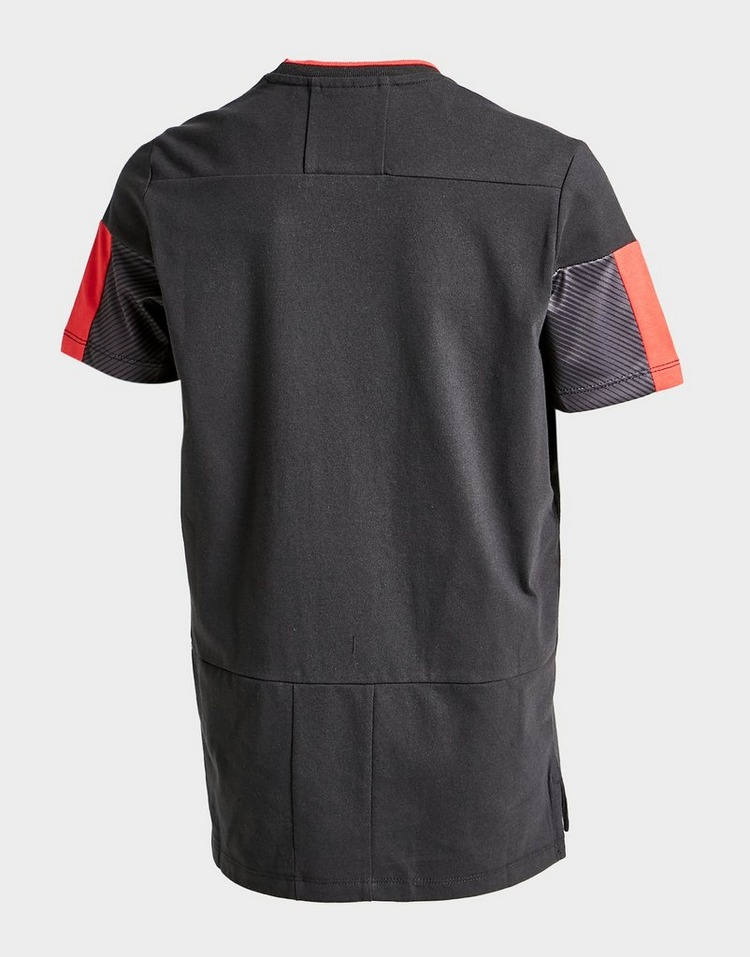Macron Wales RU Cotton Shirt Junior