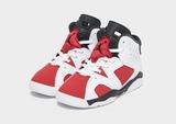 "Jordan รองเท้าเด็กเล็ก Air 6 Retro ""Carmine"""