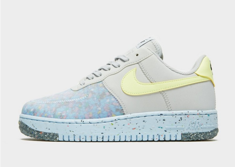 Nike Baskets Air Force 1 Crater Femme