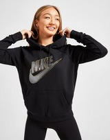 Nike Metallic Futura Overhead Hoodie
