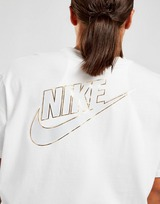 Nike Metallic Futura Boyfriend T-Shirt