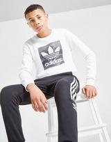 adidas Originals Camo Box Crew Sweatshirt Junior