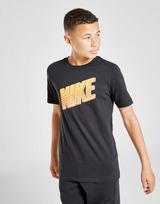 Nike Block Logo T-Shirt Junior