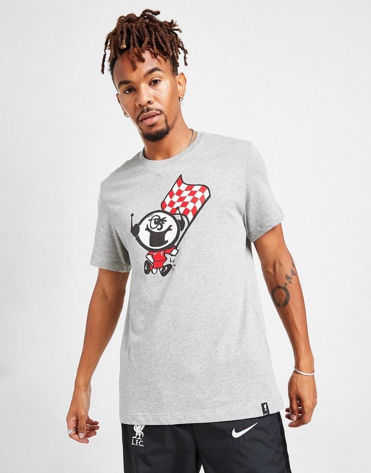 Nike Liverpool FC Ignite Short Sleeve T-Shirt