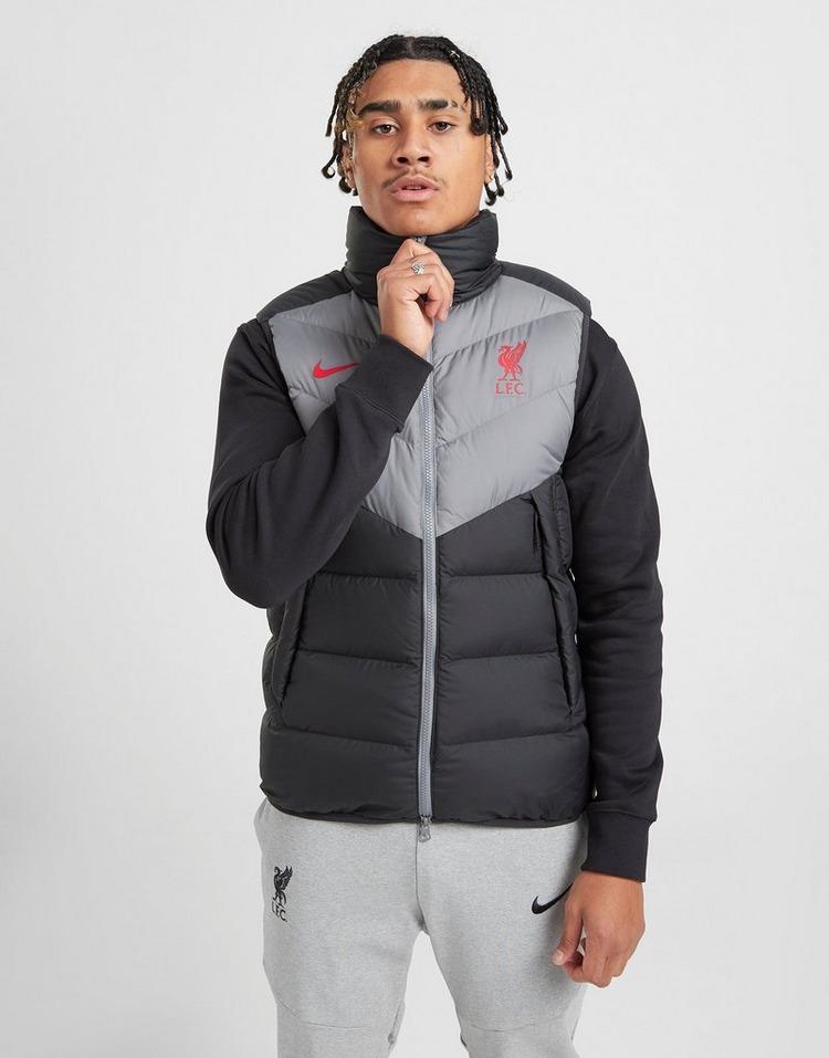 Nike Veste sans manches en duvet Liverpool FC Windrunner pour Homme