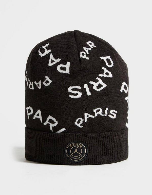 Buy Black Jordan Paris Saint Germain Beanie Jd Sports
