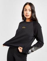 Nike Metallic Futura Crew Sweatshirt
