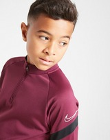 Nike Dri-FIT 1/4 Zip Academy Pro Track Top Junior