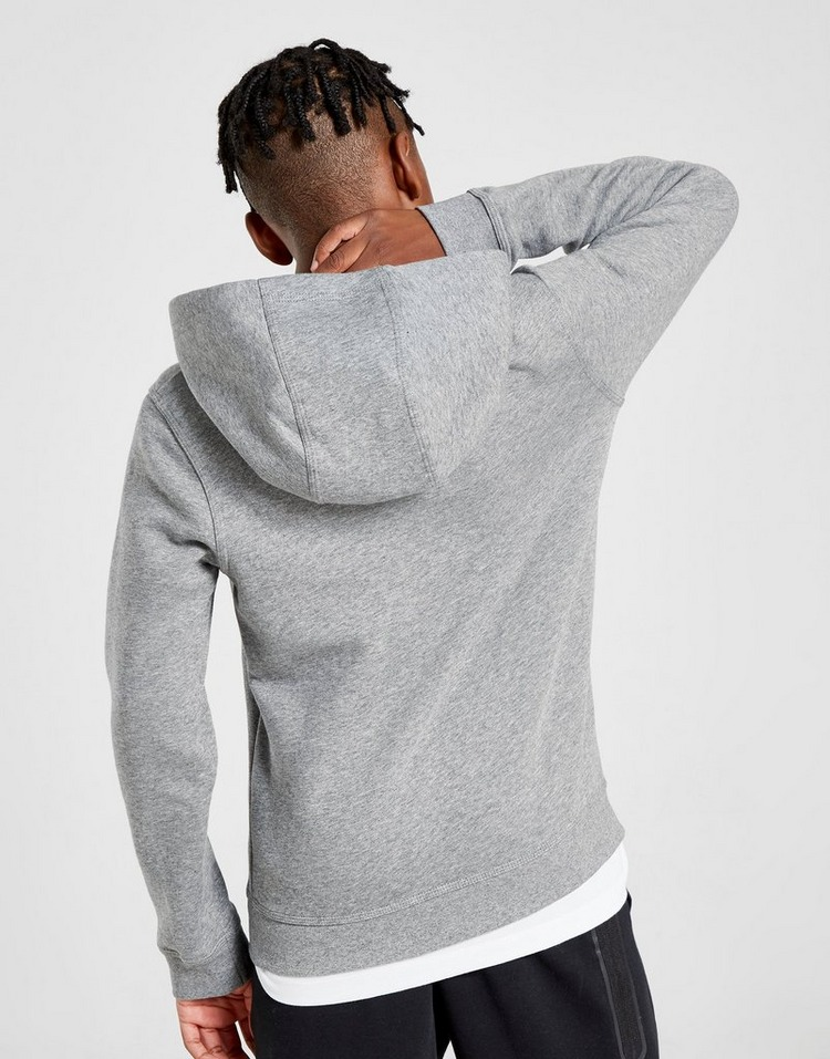 Nike Club Full Zip Hoodie Junior
