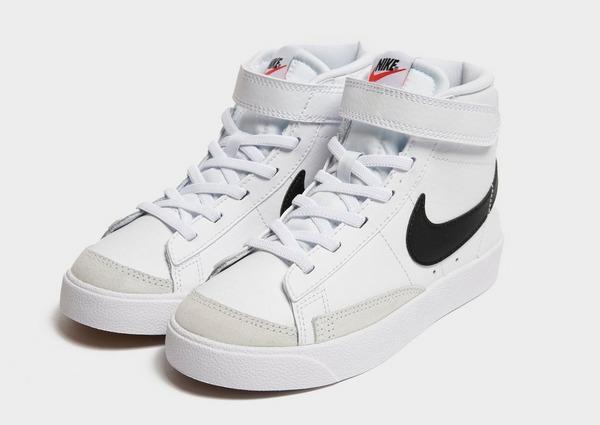 White Nike Blazer Mid '77 Children   JD Sports