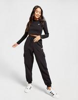 adidas Originals Linear Fleece Cargo Pantaloni della tuta Donna