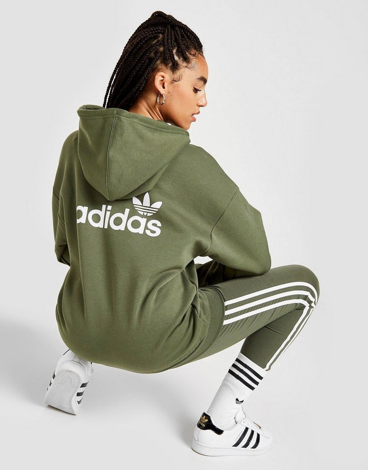 adidas Originals Linear Fleece Overhead Hoodie