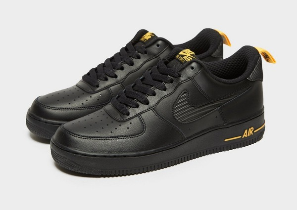 sustantivo Contemporáneo Corte  Black Nike Air Force 1 '07 LV8 | JD Sports