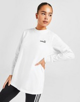 adidas Originals Linear Glossy Long Sleeve T-Shirt