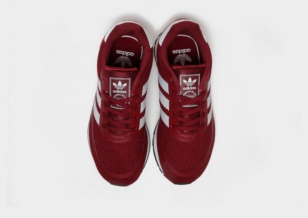 Shop den adidas Originals N 5923 Children Schwarz Weiß in Rot
