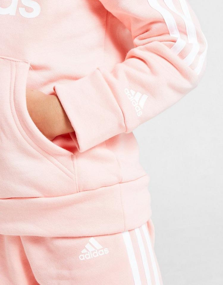 adidas Girls' Core Overhead Tracksuit Children