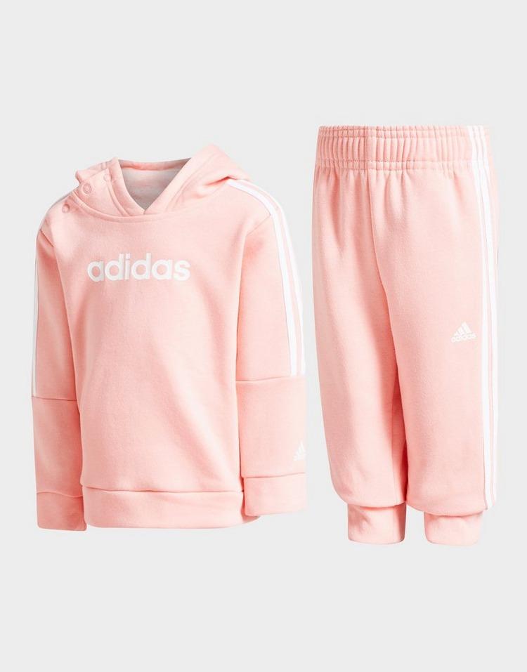 adidas Girls' Core Overhead Tracksuit Infant