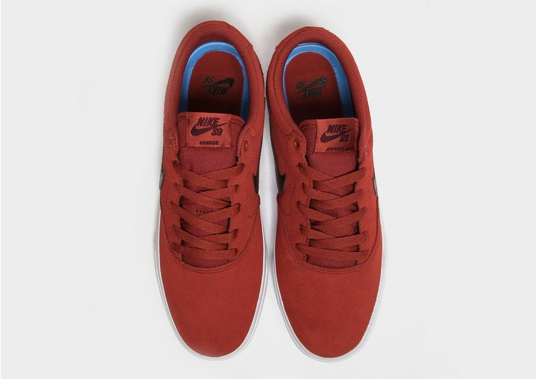 Nike Charge Suede