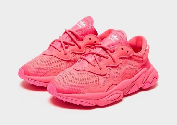 Acheter Rose adidas Originals Baskets Ozweego Junior