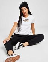 Vans Leopard Logo T-Shirt