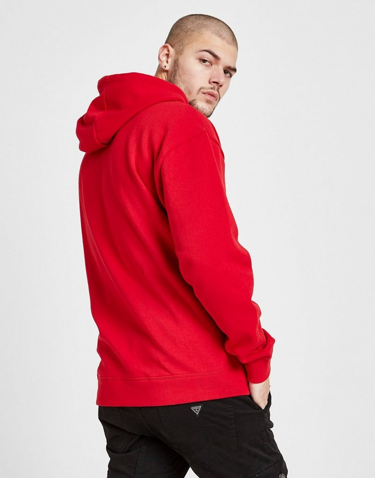 GUESS College Logo Overhead Hoodie