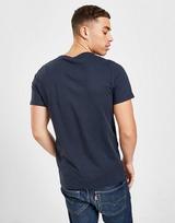 GUESS Reflective Triangle Logo T-Shirt