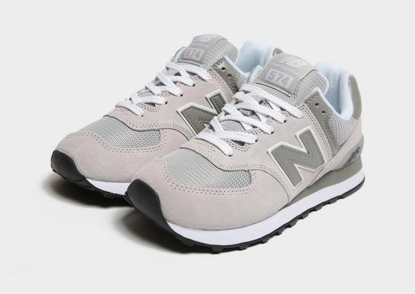 new balance 574 donna grigio