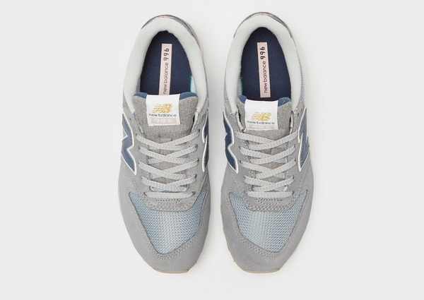 new balance donna 996 grigio