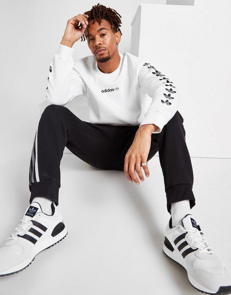 adidas Originals Repeat Trefoil Crew Sweatshirt