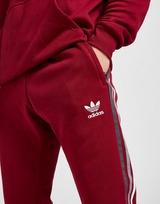 adidas Originals Tri-Tone 3-Stripes Fleece Joggers