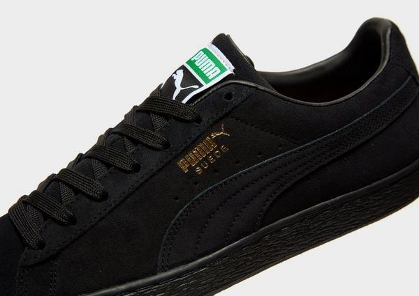 ampliar espontáneo Novedad  Black Puma Suede Classic   JD Sports