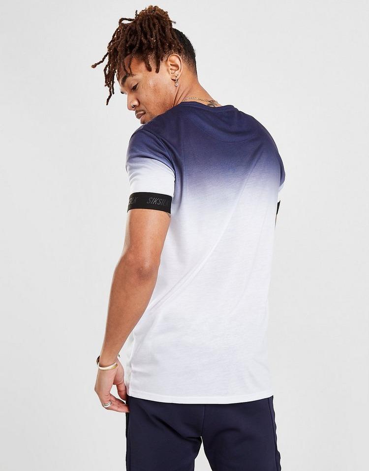SikSilk High Fade Tape T-Shirt