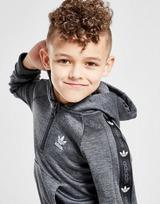 adidas Originals Edge Tape 1/4 Zip Tracksuit Children