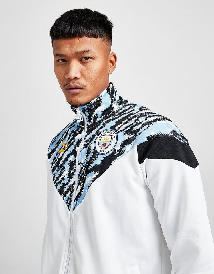 Puma Manchester City FC Icon Track Top
