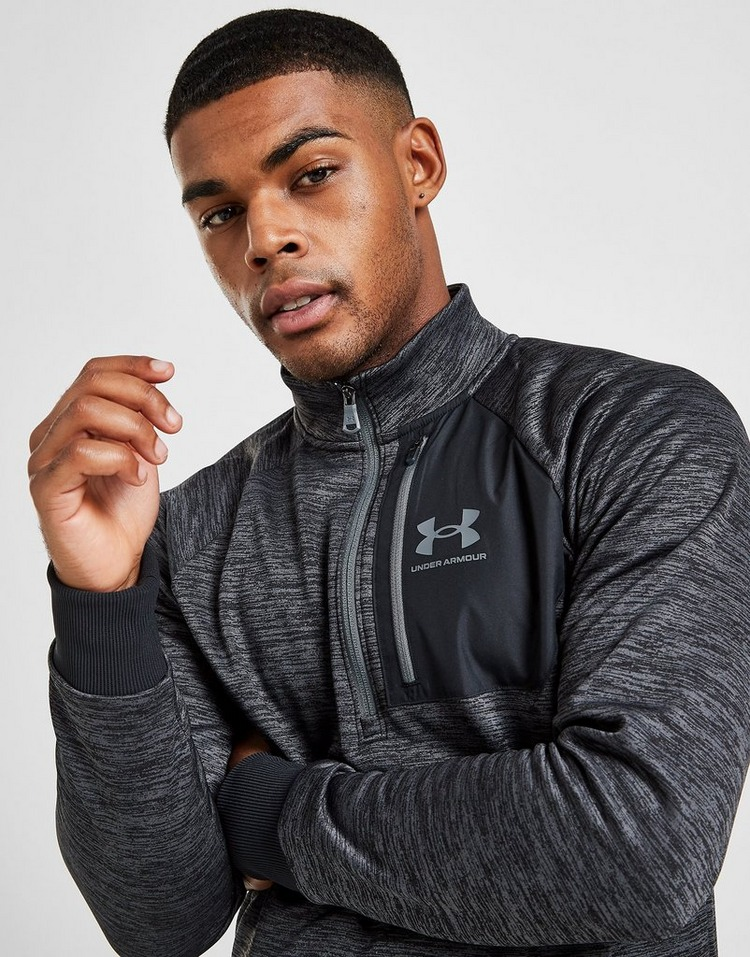 Under Armour UA Armour Fleece 1/2 Zip Track Top