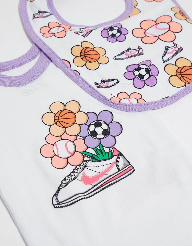 Nike Ensemble 3 pièces Floral Bébé