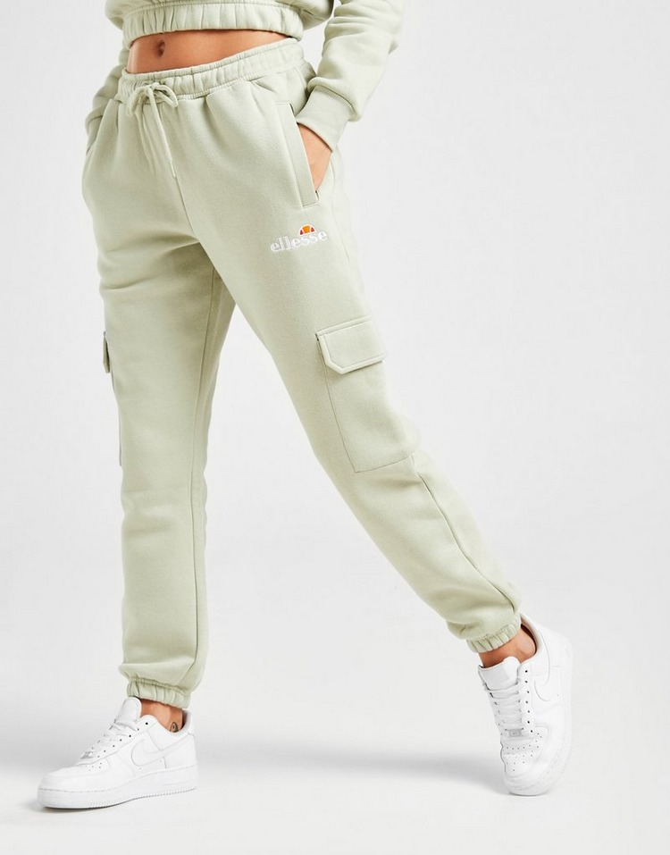 Ellesse Cargo Fleece Pantaloni della tuta Donna