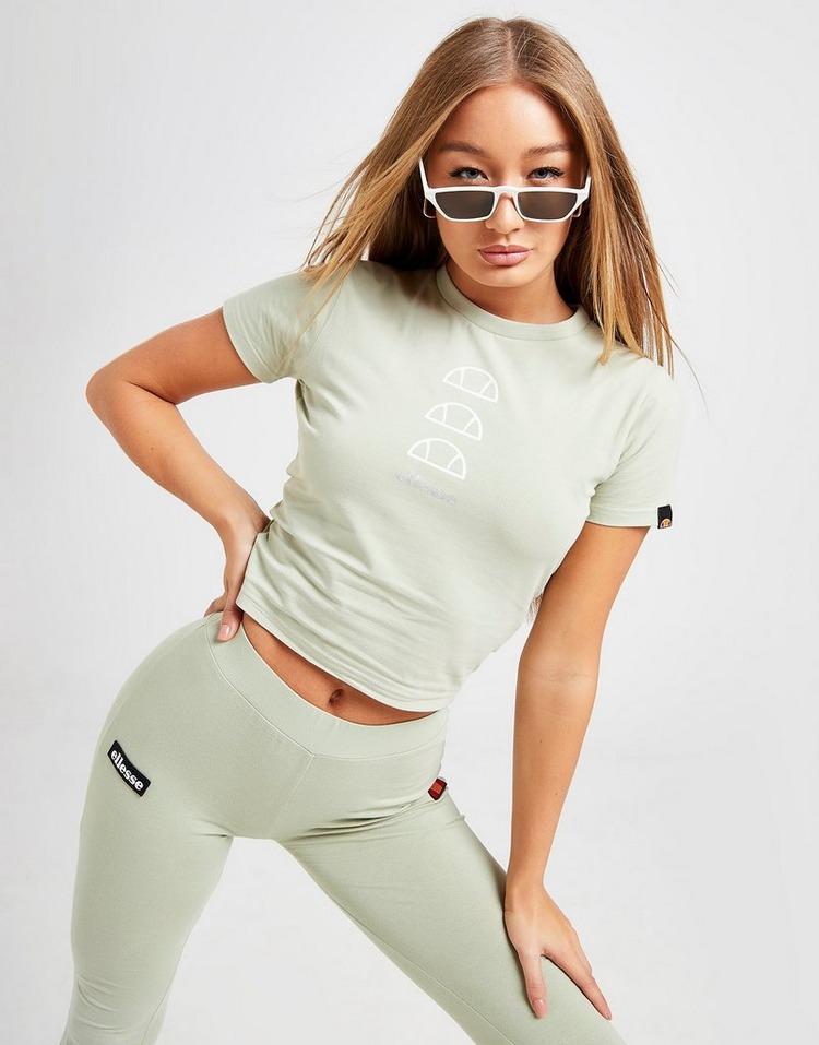 Ellesse Repeat Logo Slim T-Shirt