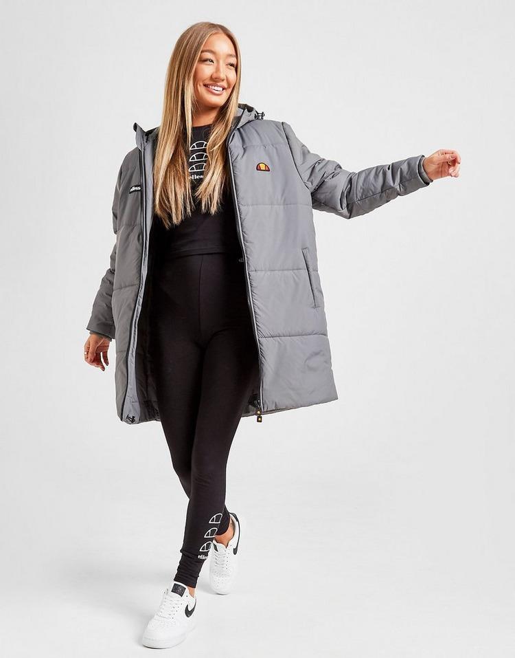 Ellesse Longline Puffa Jacket