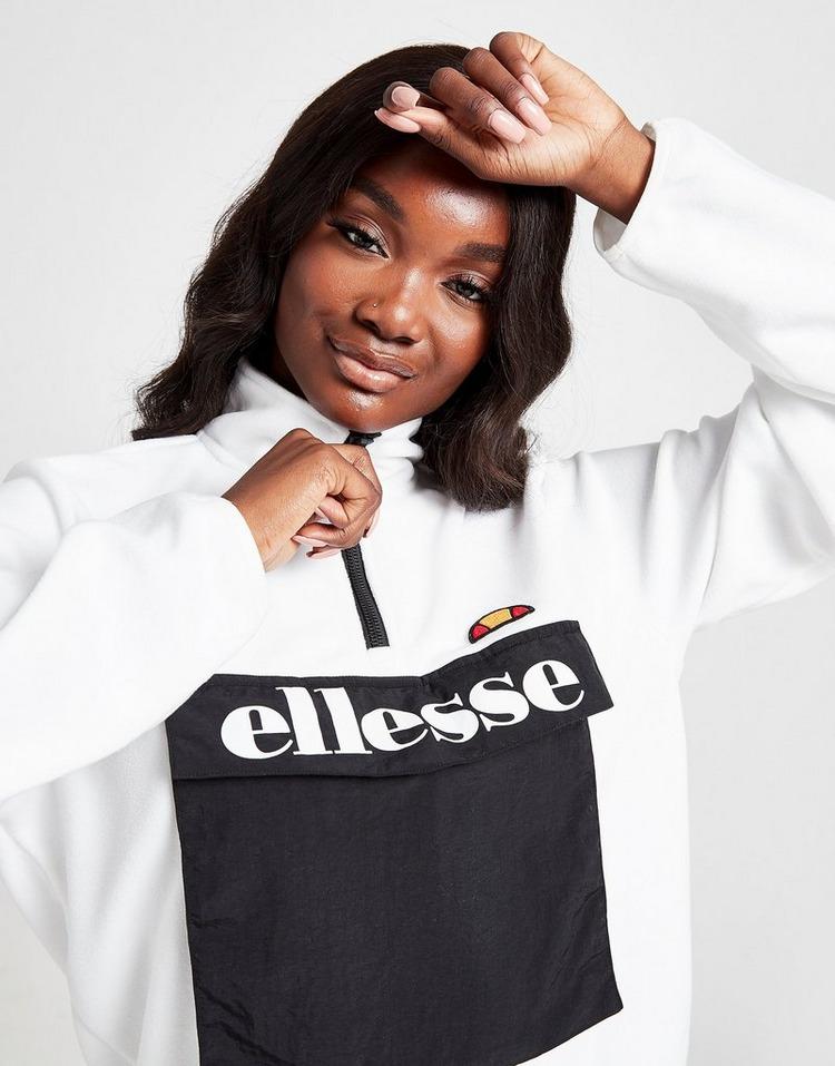 Ellesse Micro Fleece 1/4 Zip Top